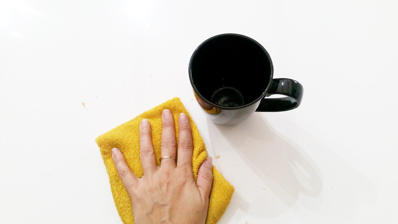 C mo limpiar una encimera de porcel nico - Limpiar porcelanico ...