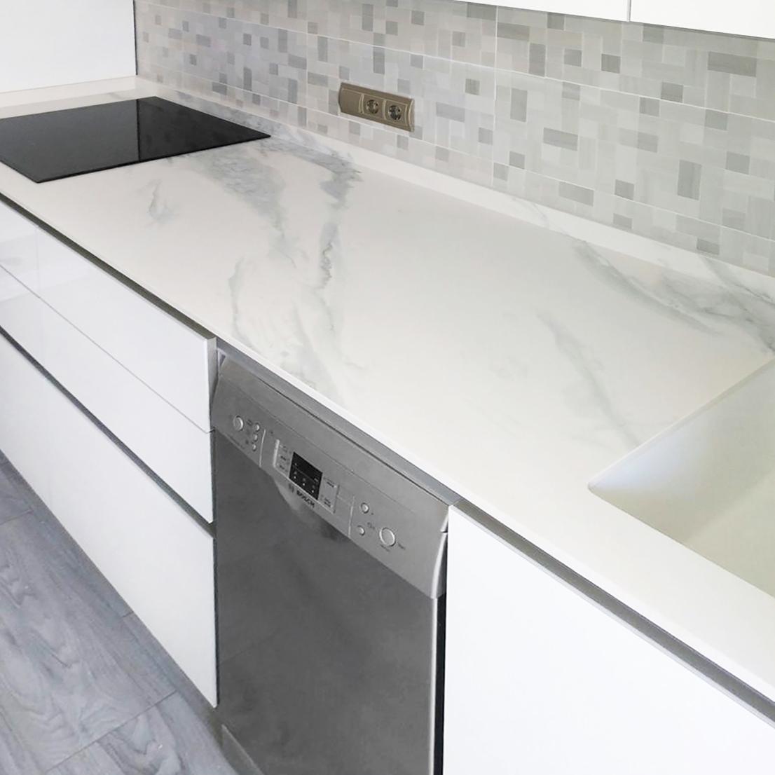 Encimeras instaladas selecci n de trabajos vol i - Encimeras de marmol precios ...